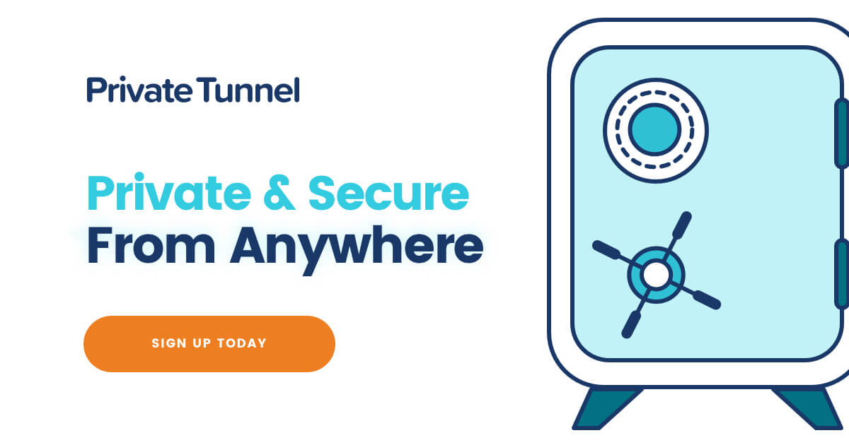 private tunnel coupon